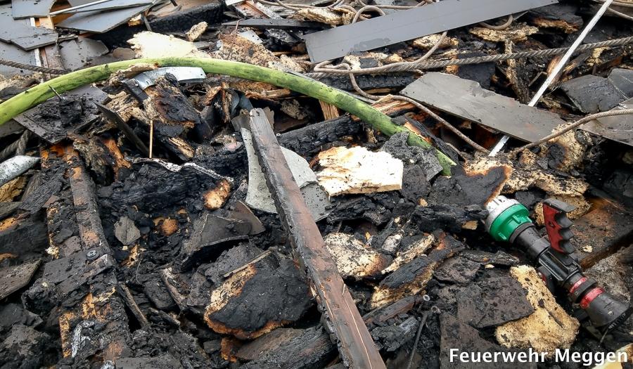 Infos zu aktuellen eins tze der feuerwehr meggen for Abwasserleitung verstopft